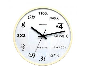 Đồng hồ MATH