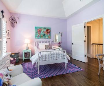 Phòng ngủ đẹp dành cho trẻ em