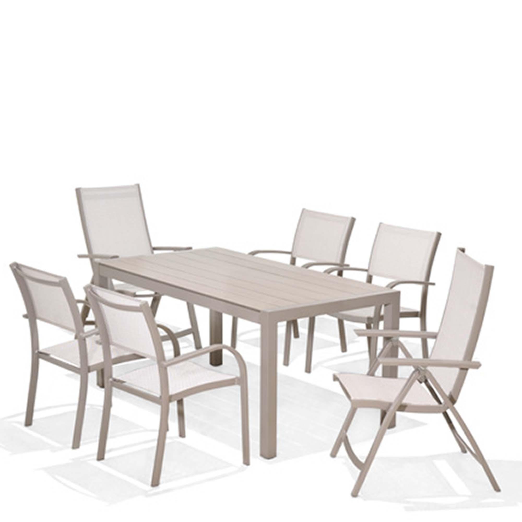 Bộ bàn ghế ngoài trời Morella 8 seater set 2/3
