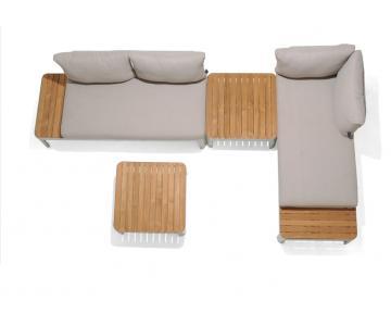 Bộ sofa ngoài trời modular