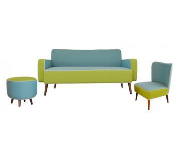 Bộ sofa Milan 2.1 + Đôn