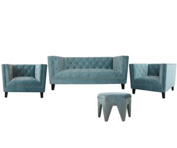 Bộ sofa IDasy 2.1.1 + Đôn