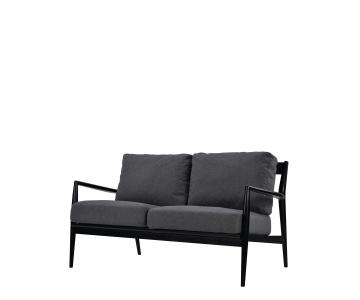 Sofa 2 chỗ Black