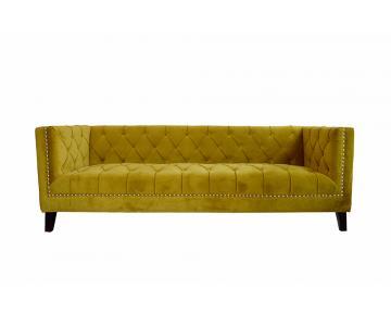 Sofa Idasy 3C màu vàng