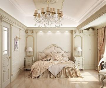 Mẫu Đèn Chùm Phòng Ngủ
