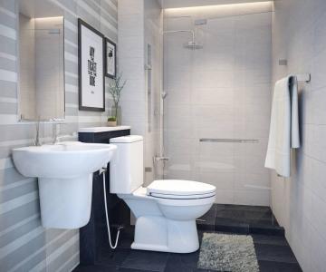 4 mẫu thiết kế phòng tắm COTTO dành cho thị trường Việt Nam