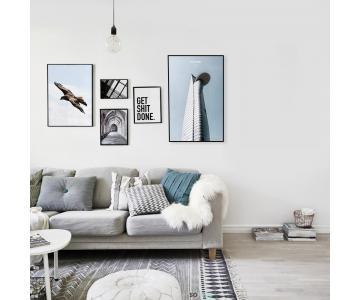Set tranh nghệ thuật treo tường