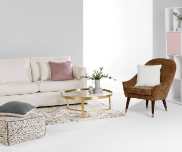 Bí quyết để chọn được chiếc armchair thoải mái nhất