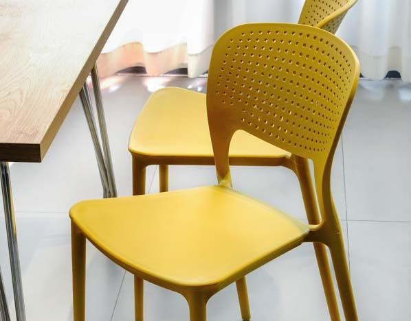 Bộ bàn ăn Max + 4 ghế Dura cao cấp5/8