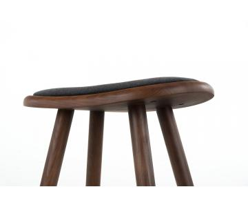 Ghế bar stool NOD CC walnut ash3/6