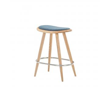 Ghế bar stool NOD CC walnut ash5/6