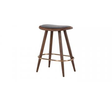 Ghế bar stool NOD CC walnut ash