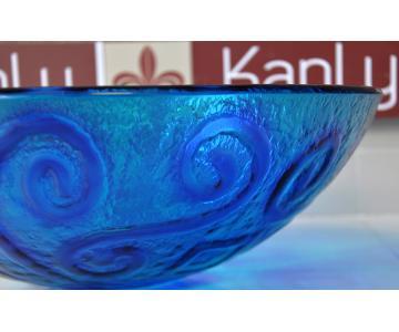 Lavabo thủy tinh Kanly LK0735/5