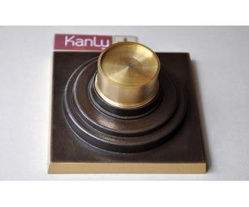 Hố ga thoát nước cao cấp bằng đồng - Phễu thu sàn Kanly GCP04 - Ngăn mùi, ngăn côn trùng2/6