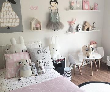 Bộ sưu tập phòng ngủ trẻ em