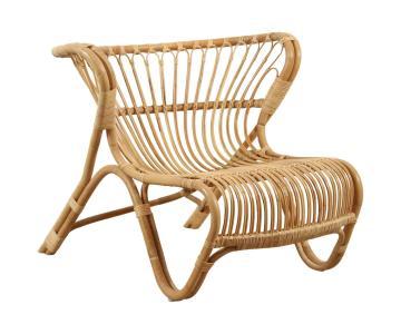 Ghế mây thư giãn Fox Lounge Chair