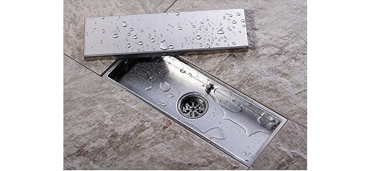 Phễu Thu Sàn Inox Dập 304 Cao Cấp Nhập Khẩu dài 300mm8/9