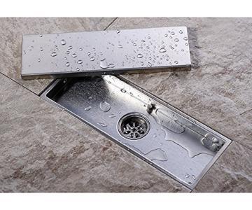 Phễu Thu Sàn Inox Dập 304 Cao Cấp Nhập Khẩu dài 300mm