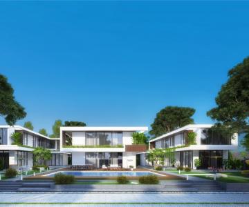 Thiết kế không gian sống hiện đại đẳng cấp resort