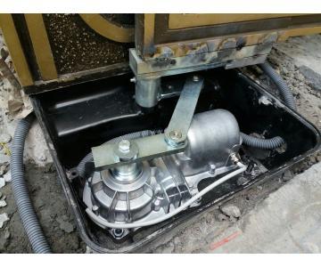 Motor Cổng Âm Sàn Thủy Lực Eli 250NV (italia 150->400kg/cánh)4/4