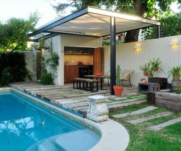 Những mẫu thiết kế sân vườn đẹp cho nhà bạn