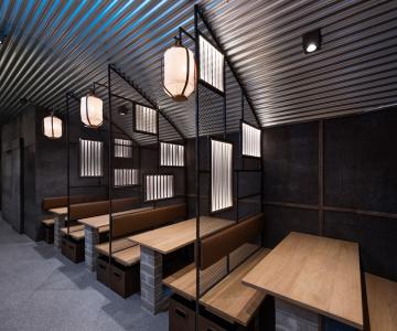 Hikari - Yakitori Bar hẻm Nhật Bản nằm giữa lòng phố