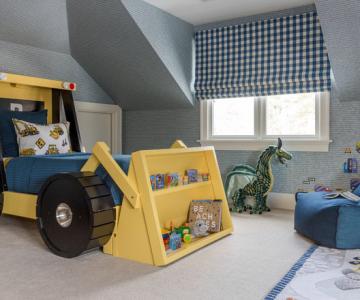 Những căn phòng ngủ đẹp dành cho bé