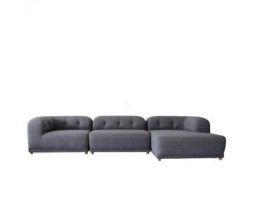 Ghế sofa góc Mako