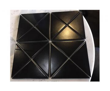 Gạch Mosaic trang trí tam giác Triangle