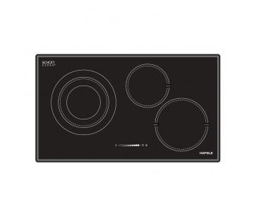 Bếp từ kết hợp điện 3 vùng nấu HC-M773A