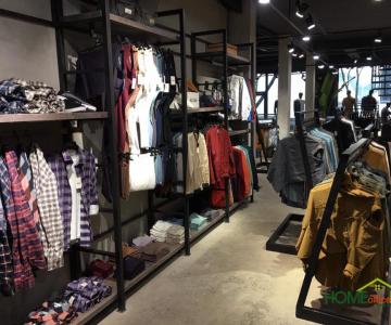 Shop thời trang Oz Homeland Ngô Đức Kế, Q.1