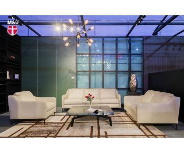SOFA DA THẬT Milano&Design NHẬP KHẨU ITALIA E130