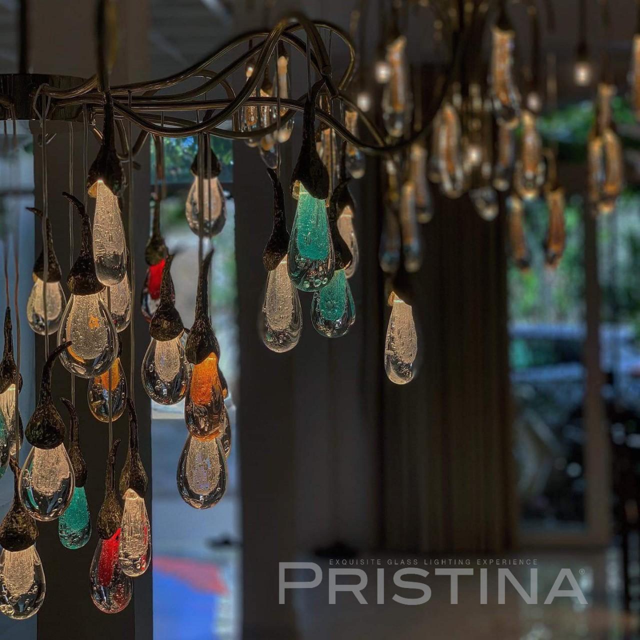 Đèn Thủy Tinh Pristina- EGGLAMP PR-DS-0912/2