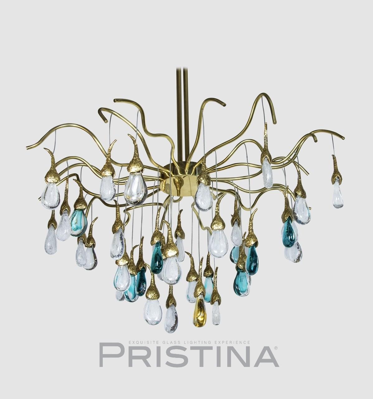 Đèn Thủy Tinh Pristina- EGGLAMP PR-DS-0911/2