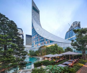 Hotel Tuyệt Đẹp với Thiết Kế Nội Thất Phá Cách | PARK HYATT BANGKOK