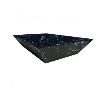 Lavabo hình chữ nhật bằng đá tự nhiên