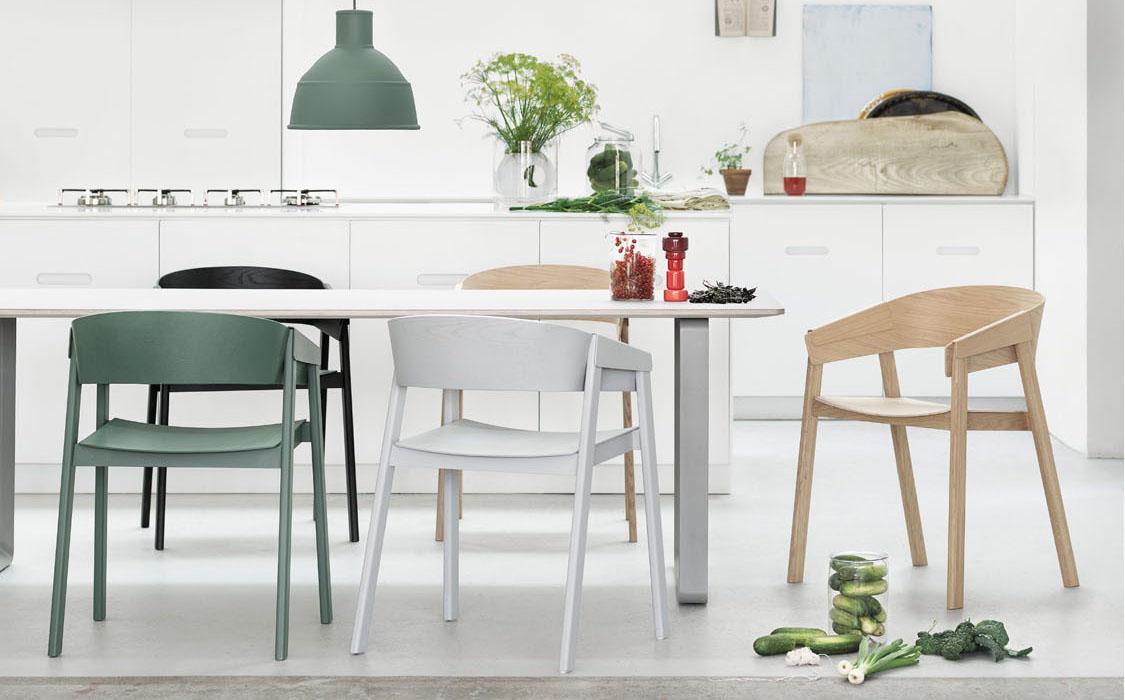 51 mẫu ghế tuyệt vời trang hoàng cho không gian phòng ăn của bạn