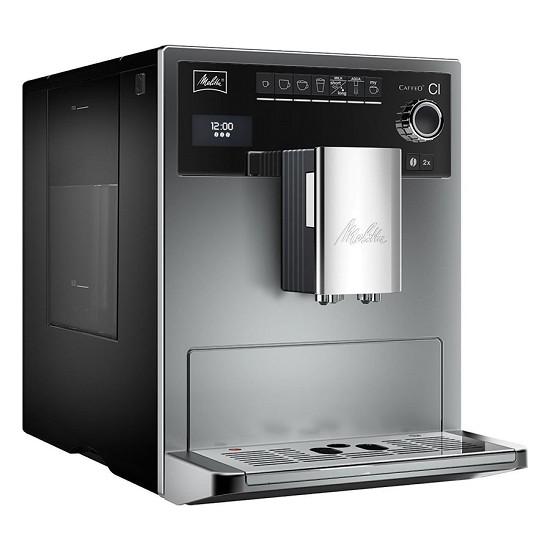 Máy Pha Cà Phê Melitta Caffeo CI MMECI000S (1.8L) - Bạc2/5