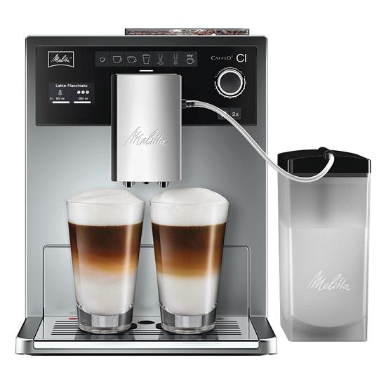 Máy Pha Cà Phê Melitta Caffeo CI MMECI000S (1.8L) - Bạc4/5
