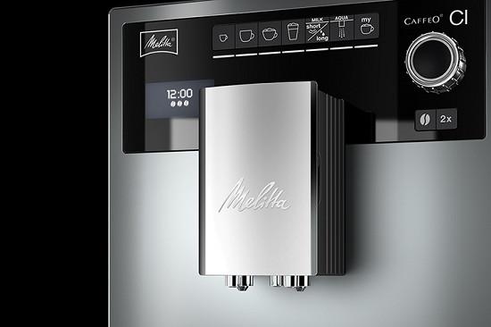 Máy Pha Cà Phê Melitta Caffeo CI MMECI000S (1.8L) - Bạc1/5
