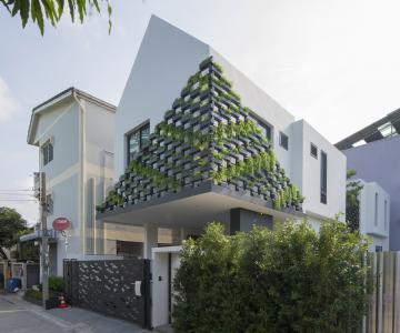 Dự án nhà phố I-House ở Thái Lan