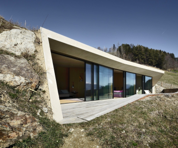 Dự án hiện đại hóa căn hộ nông thôn ở Ý