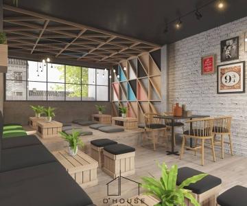 QUÁN CAFE NHỎ Ở QUẬN 7