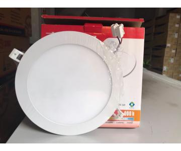 Bộ đèn LED Panel tròn đổi màu Điện Quang ĐQ LEDPN04 127CS 170 ( 12W, đổi màu, F170 )