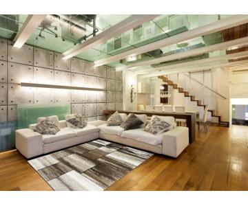 Thảm sofa trang trí cao cấp nhập khẩu IC0040 3/8