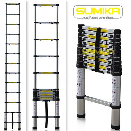 Thang rút nhôm Sumika SK 3801/5