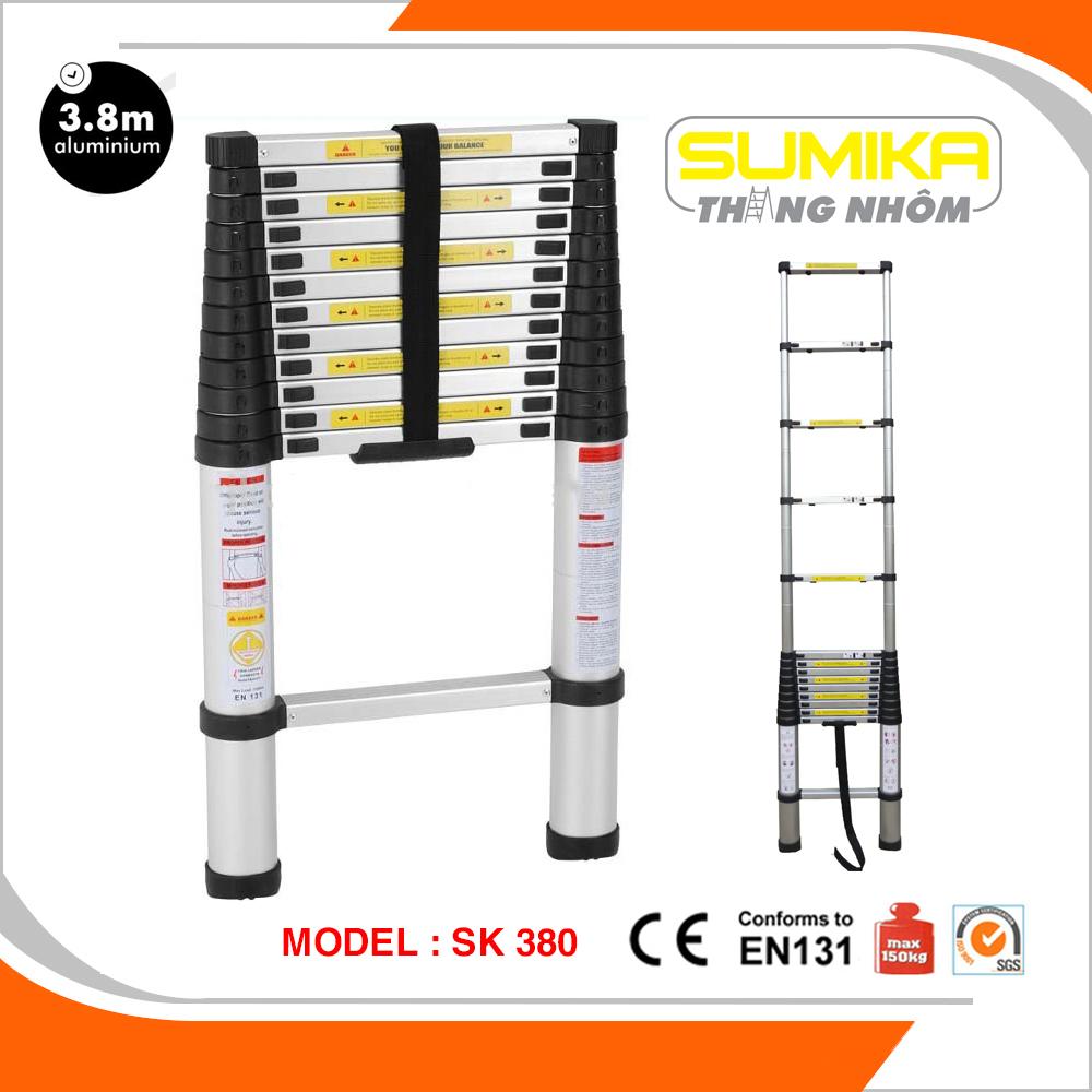 Thang rút nhôm Sumika SK 3802/5