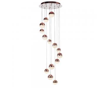 Đèn Thả Pha Lê Glass Ball