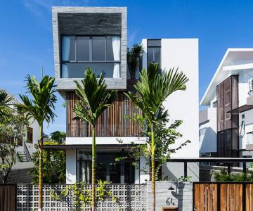 Nha Trang House – không gian hiện đại ngập tràn nắng và gió