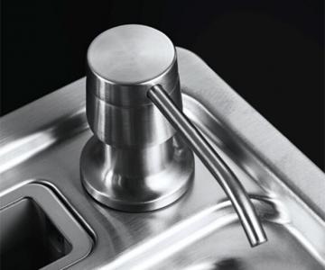 Bình đựng nước rửa chén - bát Soap Dispenser SD321  3/4